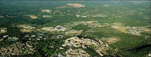 Ville de Sophia Antipolis